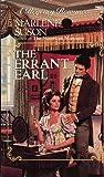 The Errant Earl, Marlene Suson, 0449216373
