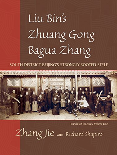 Liu Bin's Zhuang Gong Bagua Zhang, Volume One: South District Beijing's Strongly Rooted Style