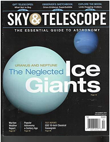Sky & Telescope Magazine December 2019