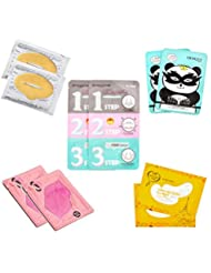 CCBeauty Under Eye Gel Pads Patches for Eye Bag Dark...