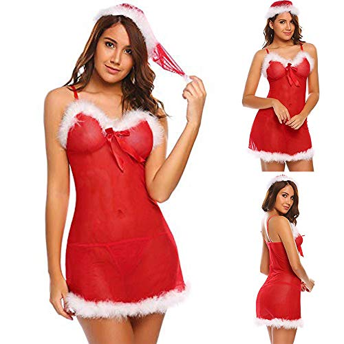 new style 04527 205f9 Tentacion Ropa Las Camisetas Sexy Traje 15 Tentación De Mujer Enfermera La  Red Navidad navidad Uniforme ...