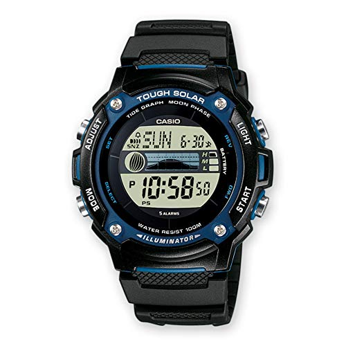- Casio Collection Men's Watch W-S210H-1AVEF