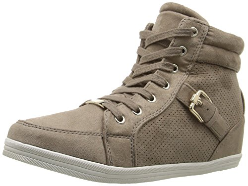 Call It Spring Women's Gledien Fashion Sneaker, Taupe, 8 B US