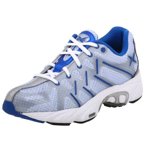 Aetrex Men's Z591M Web Runner,Blue/White,7.5 M US