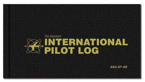 ASA International Pilot Log (International Pilot Log)