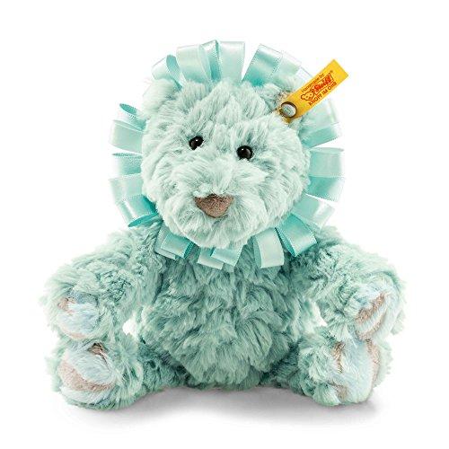 Steiff Animals Plush Soft (Steiff Lion Stuffed Animal - Soft And Cuddly Plush Animal Toy - 8