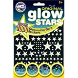 Brainstorm - The Original Glowstars - 1 000 étoiles phosphorescentes