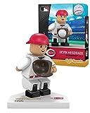 MLB Cincinnati Reds Devin Mesoraco Generation 5 Minifigure, Small, Black