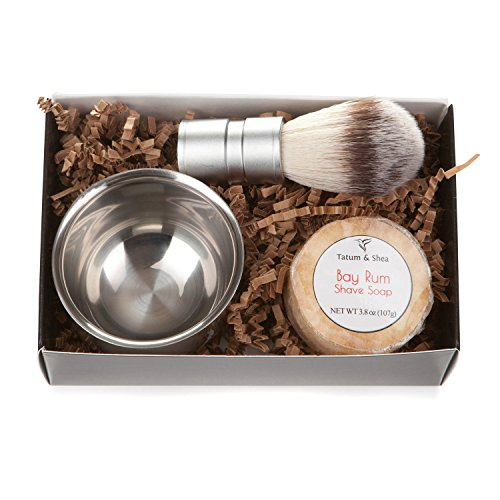 Men's Shaving Kit 3-Piece