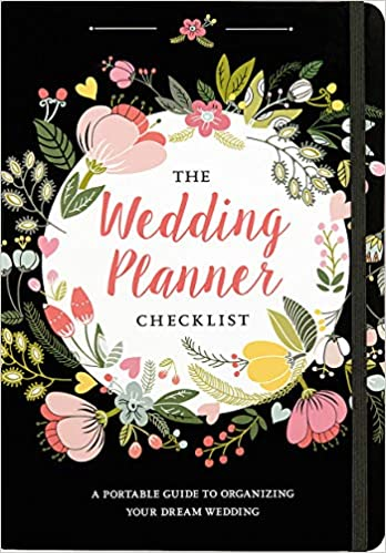 The Wedding Planner Checklist A Portable Guide To Organizing Your Dream Wedding Peter Pauper Press 9781441321541 Amazon Com Books