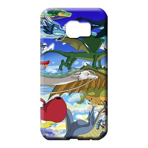 American Dragon Jake Long Nice Cell Phone Covers Eco-friendly Packaging High-end Samsung Galaxy S7