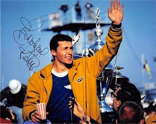 (Richard Petty autographed 8x10 photo (Auto Racing NASCAR) Image #AWR29)