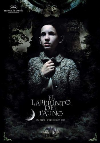 Pan's Labyrinth POSTER Movie (27 x 40 Inches - 69cm x 102cm) (2006) (Spanish Style - Labyrinth Poster Pans