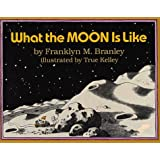 What the Moon is Like with Book