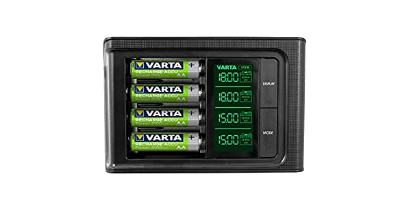 Amazon.com: Varta LCD Smart Charger: Computers & Accessories