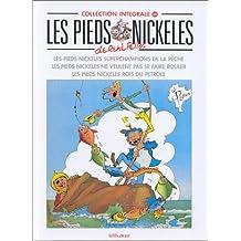 PIEDS NICKELÉS T26 - SUPER CHAMPIONS DE PÊCHE