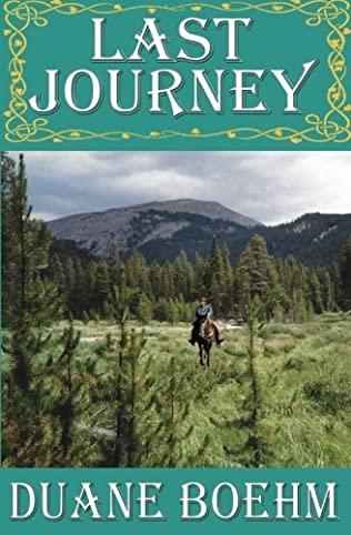 book cover of Last Journey