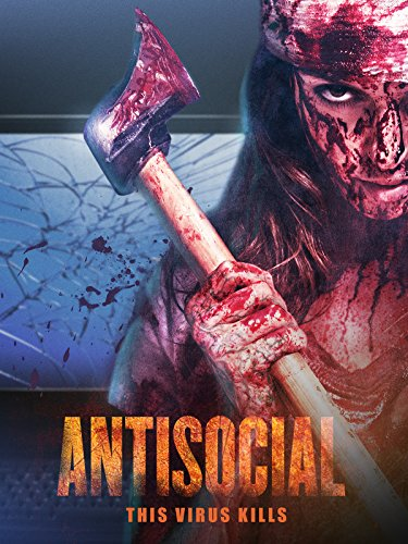 Antisocial - Glasses Archibald