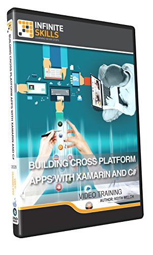 Building Cross Platform Apps Xamarin product image