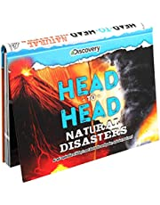 Discovery: Head-to-Head: Natural Disasters: An epic exploration of history's most destructive earthquakes, explosions, and more!