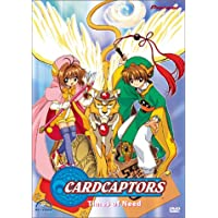 Cardcaptors: V.8 Times of Need (ep.22-24) [Import]