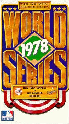 1978 World Series - New York Yankees vs Los Angeles Dodgers ()