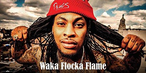 Waka Flocka Poster - 12