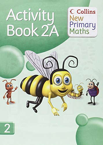 Collins New Primary Maths – Activity Book 2A