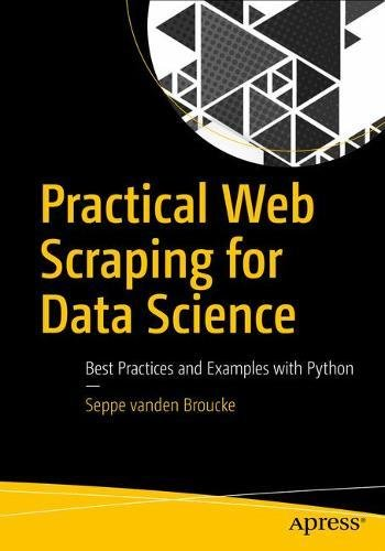 8 Best New Web Scraping Books To Read In 2019 - BookAuthority