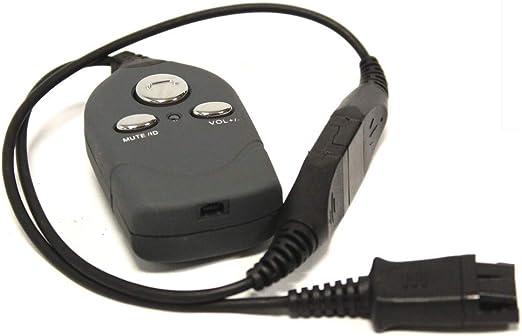 USB Adapter for GN Netcom QD Headset