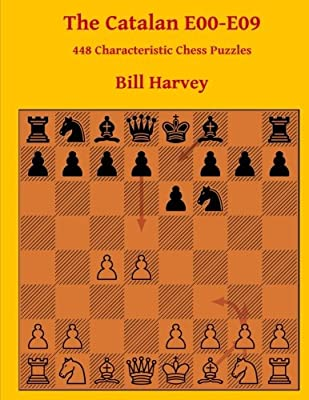 The Catalan E00-E09: 448 Characteristic Chess Puzzles