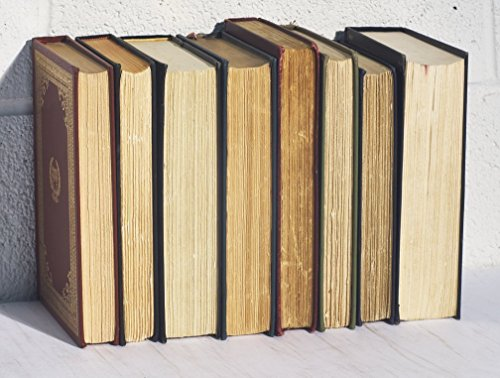 old books for decoration - 5