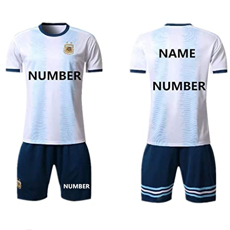 cheap for discount ff30b 630c3 Amazon.com : Freesiass Personalized Soccer Jersey Team ...