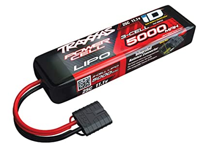 Traxxas 2872X 5000mAh 11 1V 3S 25C LiPo Battery