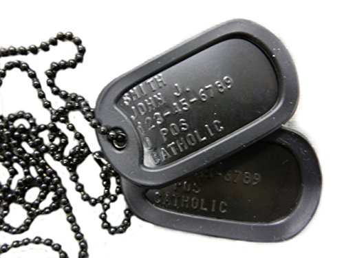 custom-milspec-personalized-black-subdued-dogtag-set-with-chains-and-silencers-dog-tag