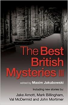 The Best British Mysteries III: v. 3