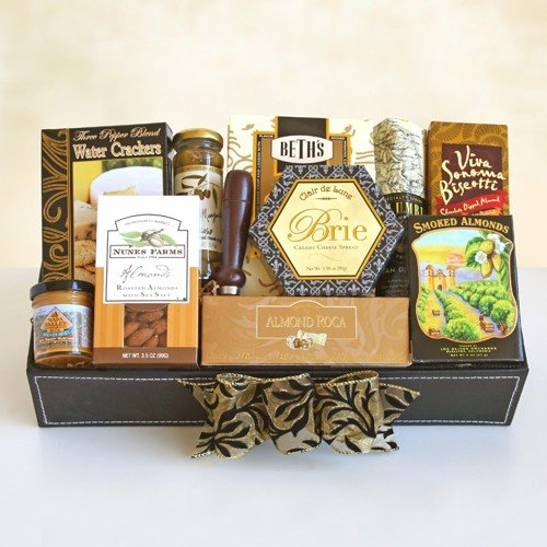 You Make Us Proud Deluxe Congratulation Gift Basket