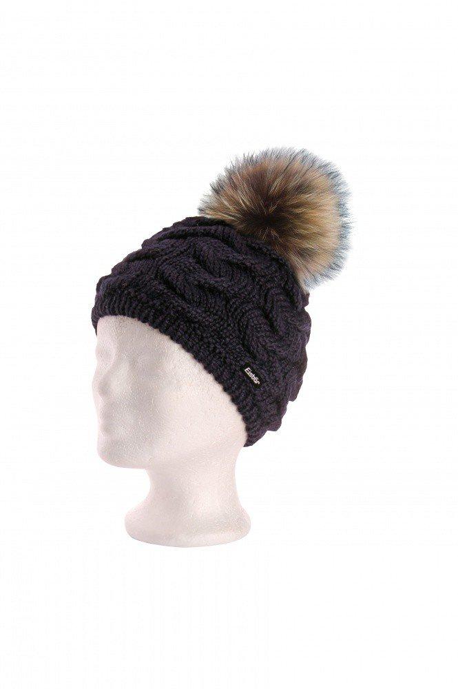Mütze / Strickmütze Pelita Fur
