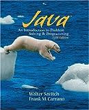 Java, Walter Savitch and Frank Carrano, 0136130887
