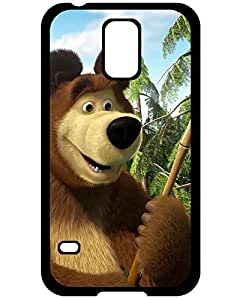 Valkyrie Profile Samsung Galaxy S5 case case's Shop Discount New Masha And The Bear Skin Case Cover Shatterproof Case For Samsung Galaxy S5 6980789ZG191469486S5