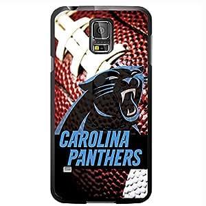 Carolina Panthers Football Sports Hard Snap on Phone Case (Galaxy s5 V)