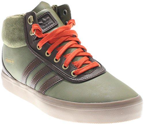 Adidas Performance Mens Adi-trek Fashion Sneaker Oliva Carico / Espresso / Artigianale Chili