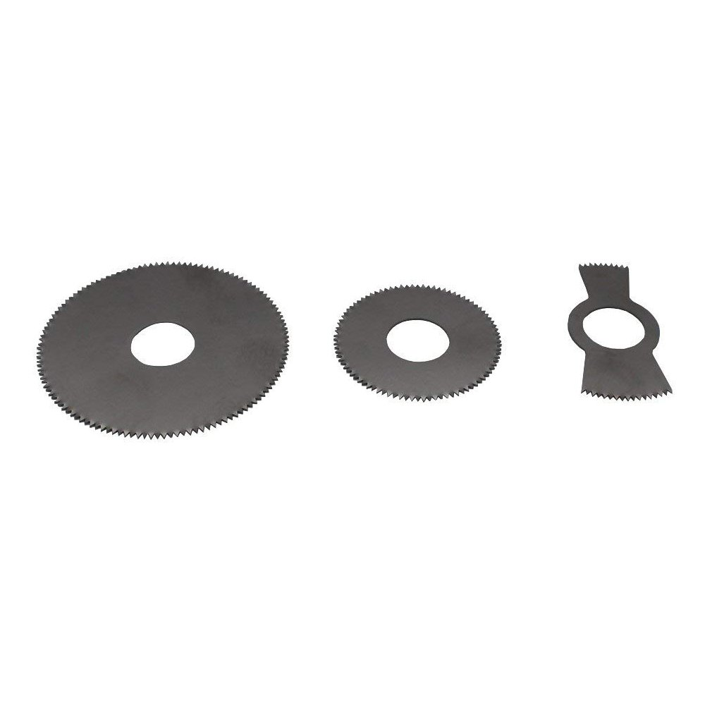 One Set of Saw Blades 3PCS for Medical Electric Plaster Saw Cast Cutter Orthopedic Sports Medicine