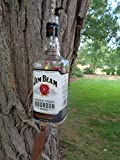 Jim Beam Kentucky Straight Bourbon Whiskey Wind Chime - Jim Beam Decor - Outdoor Decor - Bar Decor