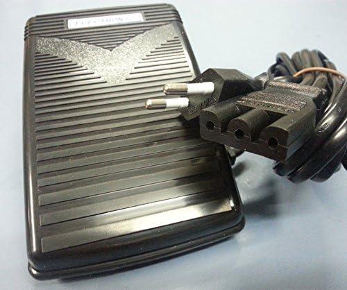 Jegon PEDALB Pedal Electrónico para Maquinas de Coser: Amazon.es ...