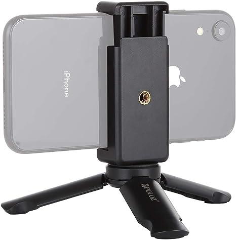 wortek Trípode Universal para cámara GoPro, cámara de acción, con ...