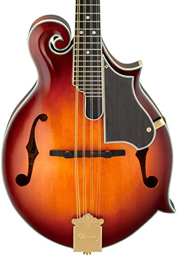 (Ibanez M700AVS Spruce/Maple F-Style Mandolin Violin Sunburst)