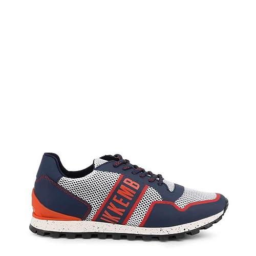 comprare popolare 817eb 2be31 Scarpe Basse Sneakers Uomo Bianco (Fend-ER_2084 ...