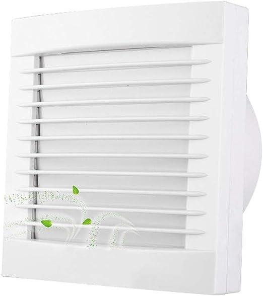 Silencioso Ventilador de ventilación baño Extractor Ventilador ...