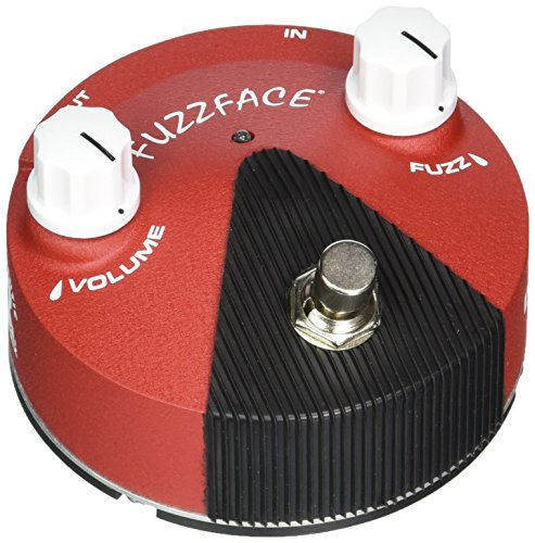 - Dunlop FFM6 Band of Gypsys Fuzz Face Mini